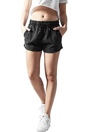 Urban classics Urban Classics Damen Ladies Acid Wash Terry Hotpants Short