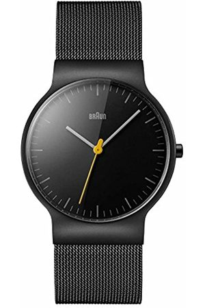 von Braun Braun Herren Analog Quarz Armbanduhr BN0211BKMHG
