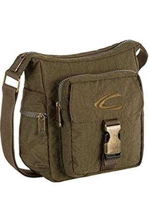 Camel Active Camel active, Journey, Umhängetasche Unisex S, Schultertasche, Handtasche, Viele Steckfächer, Sicherheitsreißverschlussfach, 20x8,5x23