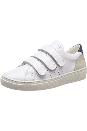 Pantofola d'Oro Damen Anna Donne Velcro Low Sneaker, (Bright White .1FG)
