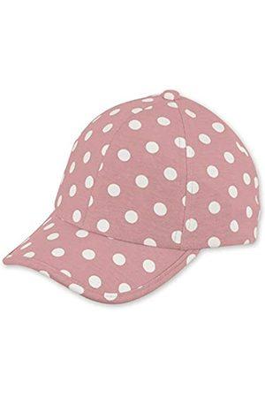 Sterntaler Baseball-Cap für Mädchen mit Größenregulierung und Punktemuster, Alter: 12-18 Monate