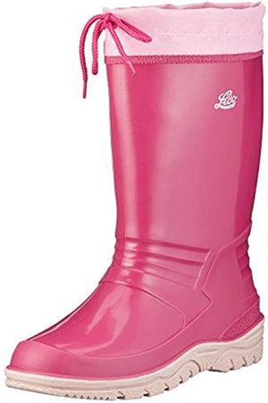 LICO Lico Mädchen Punto Gummistiefel, Pink (Pink/Rosa Pink/Rosa)