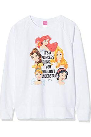 Disney Damen A Princess Thing Sweatshirt