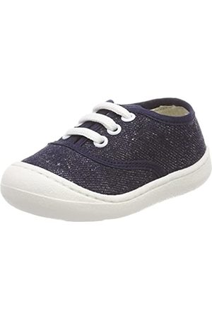 POLOLO Pololo Unisex Baby Pepe Sneaker, Blau (Jeans)