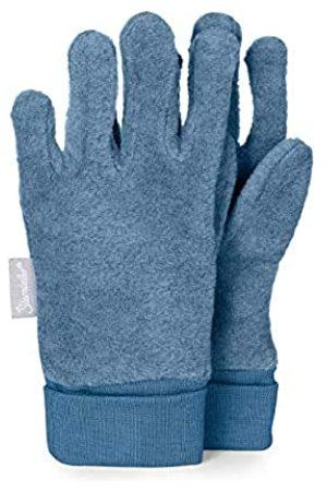Sterntaler Sterntaler Fleece-Fingerhandschuhe mit elastischem Umschlag, Alter: 5-6 Jahre, Größe: 4