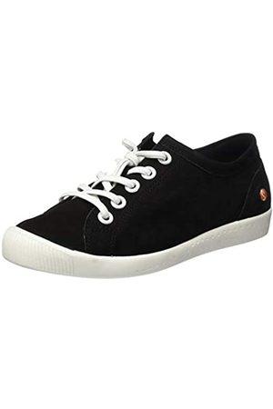 softinos Softinos Damen ISLAII557SOF Sneaker, Schwarz (Black 011)