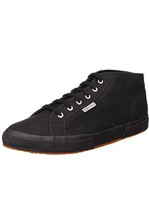 Superga Unisex-Erwachsene 2754-cotu High-Top Sneaker, (Full Black 996)