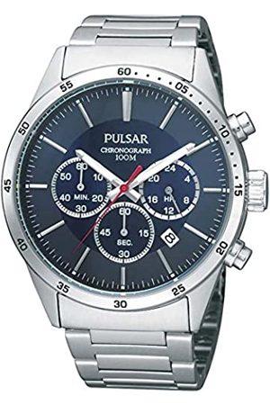 Pulsar Pulsar Herren Analog Quarz Uhr mit Edelstahl Armband PT3003X1