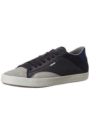 Geox Geox Herren U WARLEY B Sneaker, Blau (Navy/Lt Grey C0832)