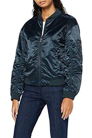 FIND Find. Jacke Damen Bomber Style mit Satin-Look