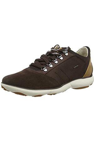 Geox Geox Herren U Nebula a Sneaker, Braun (Brown C0013)