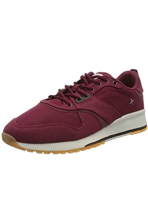 SCOTCH & SODA FOOTWEAR SCOTCH & SODA FOOTWEAR Herren VIVEX Sneaker, Rot (Wildberry Red S507)