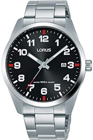 Lorus Lorus Herren Analog Quarz Uhr mit Edelstahl Armband RH973JX9