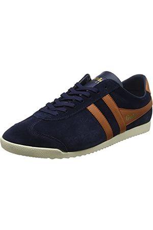 Gola Gola Herren Bullet Suede Sneaker, Blau (Navy/Burnt Orange Xu)