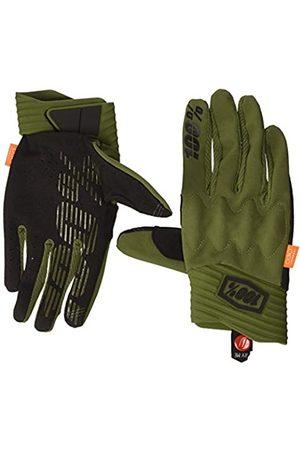 100 Percent Herren Cognito 100% Glove Army Green/black Lg Handschuh für besondere Anlässe