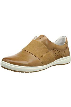 Josef Seibel Damen Caren 18 Slip On Sneaker, (Camel 134 240)
