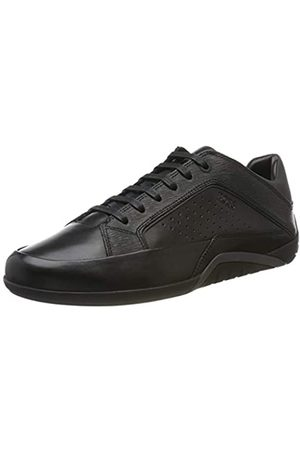 HUGO BOSS BOSS Avenue_Lowp_ltmx, Herren Sneaker, Schwarz (Black 001)