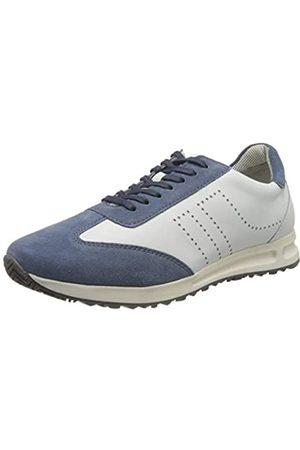 Josef Seibel Josef Seibel Herren Thaddeus 11 Sneaker, Weiß (Weiss-Blau Te449 093)