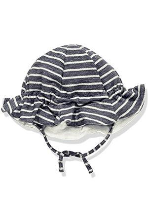 Barts Barts Frottee Sonnenhut 86632031 Emu Hat In Navy - Weiß Gestreift Gr. 47 (12mns - 1