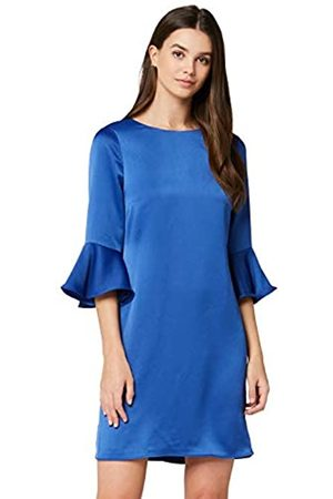 TRUTH & FABLE Amazon-Marke: Damen Kleid mit ausgestellten Ärmeln, 46