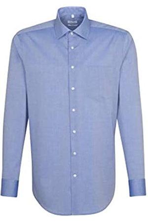 Seidensticker Herren Modern bügelfrei Business Shirt