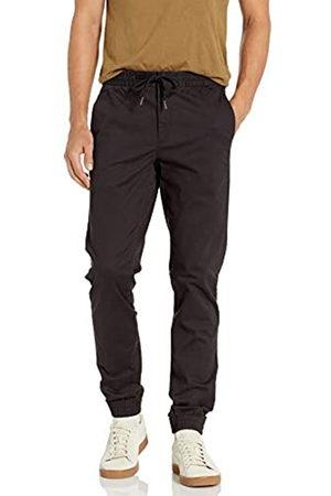 Goodthreads Herren Slim-fit Jogger Pant, Black