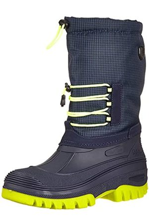 CMP Unisex-Erwachsene Ahto Bootsportschuhe, (Black Blue N950)