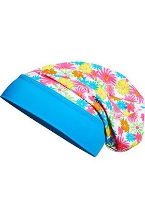 Playshoes Beanie Blumenmeer mit UV-Schutz, Mädchenhut, Multicolor