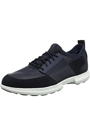 Geox Geox Herren U TRACCIA A Sneaker, Blau (Navy)
