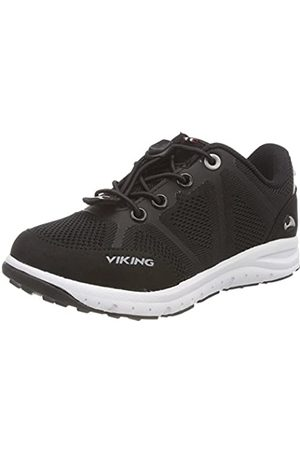 Viking Ullevaal, Unisex-Kinder Cross-Trainer, (Black/Grey 203)