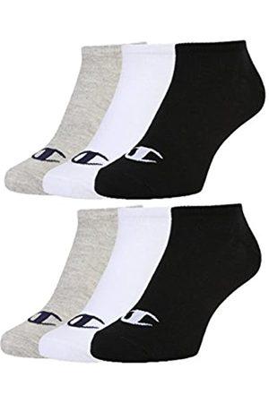 Champion Unterwäsche - Unisex 6pk Sneaker Socken