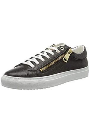 HUGO BOSS HUGO Damen Hoxton Low Cut-MGR 10195704 01 Sneaker, Schwarz (Black 001)