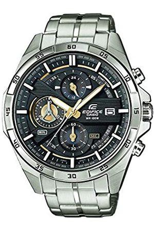 Casio Casio Edifice Herren Massives Edelstahlgehäuse und Edelstahlarmband Uhrenarmband EFR-556D-1AVUEF