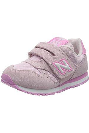 New Balance New Balance Mädchen 373v2 Sneaker, Rot (Cherry Speckled)