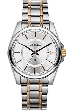ORPHELIA Orphelia Herren-Armbanduhr Downtown Analog Quarz Edelstahl 62601