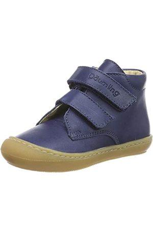 Däumling Däumling Baby Jungen Sören Sneaker, Blau (Action Jeans 42)