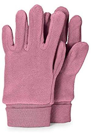 Sterntaler Fleece-Fingerhandschuhe mit elastischem Umschlag, Alter: 12-14 Jahre, Größe: 7