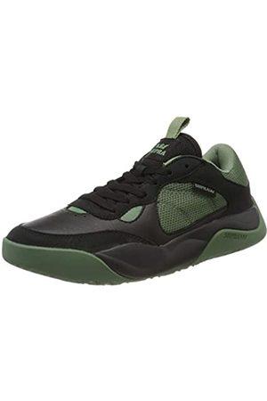 Supra Supra Unisex-Erwachsene PECOS Sneaker, Schwarz (Black/Hedge-Hedge-M 17)