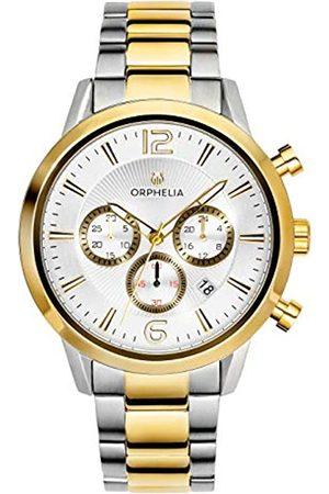 ORPHELIA ORPHELIA HerrenArmbanduhr Chronograph Quarz Edelstahl OR82809