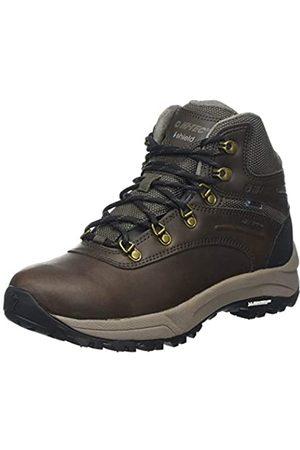 Hi-Tec Damen Altitude 6 I Waterproof Trekking-& Wanderstiefel, (Dark Chocolate 41)