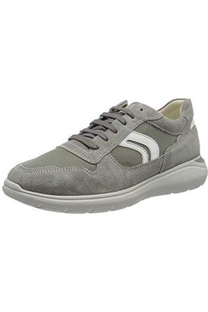 Geox Geox Herren U SESTIERE C Sneaker, Grau (Grey C1006)