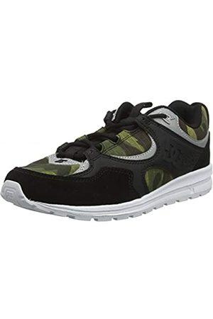 DC DC Shoes Herren Kalis Lite Se - Shoes for Men Skateboardschuhe, Black/camo Print