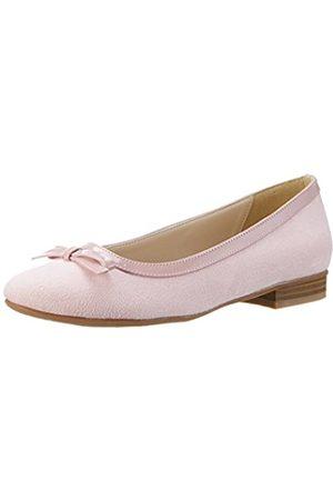 Hirschkogel by Andrea Conti Damen 3003424 Geschlossene Ballerinas, Pink