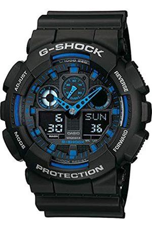 Casio Casio G-Shock Herren Harz Uhrenarmband GA-100-1A2ER