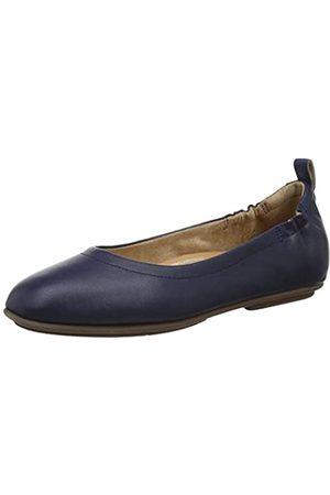 FitFlop Damen Allegro-Leather Ballerinas