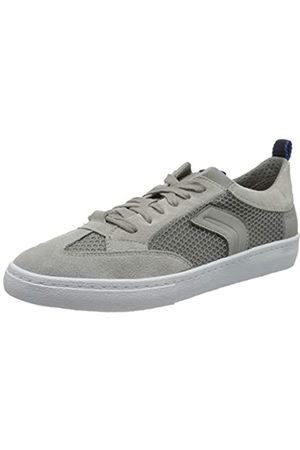 Geox Geox Herren U WARLEY A Sneaker, Grau (Lt Grey C1010)