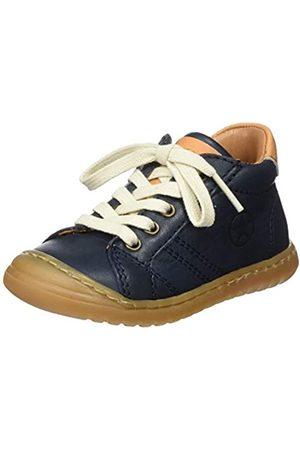 Bisgaard Bisgaard Unisex Baby Thor Sneaker, Blau (Navy 1401)