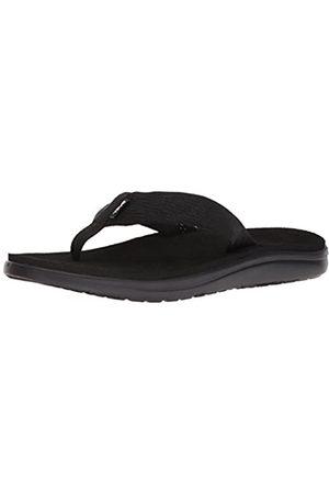 Teva Teva Herren Voya Flip Sandal Mens Pantoffeln, Schwarz (Brick Black Bkbl)