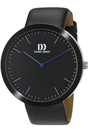 Danish Design Danish Design Herren-Armbanduhr Analog Quarz Leder 3314505