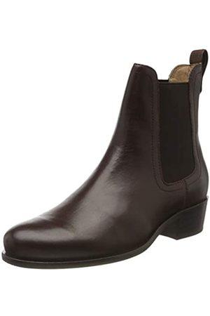 Joules Tom Joule Damen Stamford Chelsea Boots, (Dark Chocolate Dkchoc)